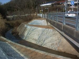 平成19年度 東濃西部送水幹線事業(土岐市下石)